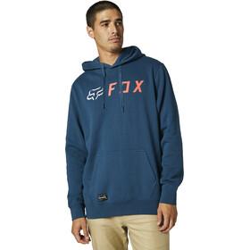 Fox Apex Fleece Pullover Men, czarny/żółty